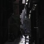 par la rue