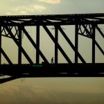 homme du pont