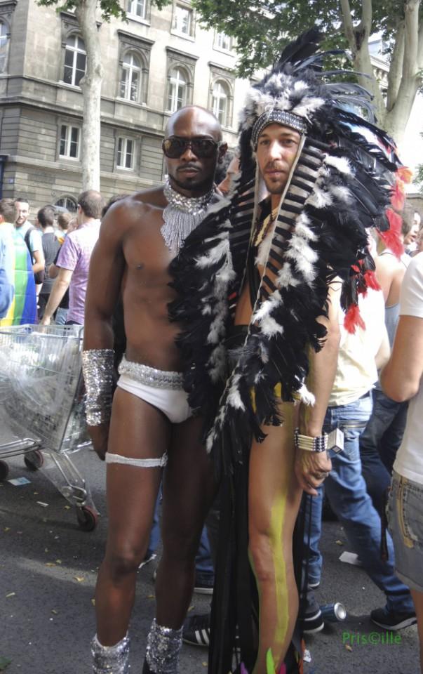 Gaypride Paris 2013