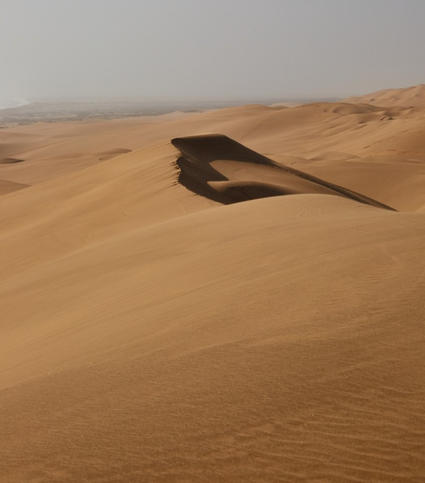 au coeur de la Namibie